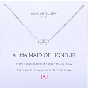 A Little Maid Of Honour - Necklace