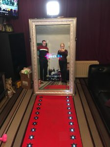 Wondered About The Size of The Magic Mirror?