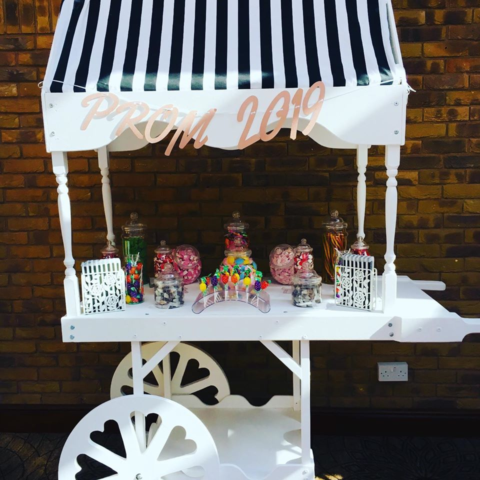 Portabello Sweet Cart